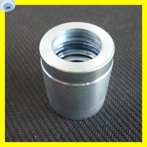 03310 Socket Fitting Two Steel Wire Braided Hose Ferrule pictures & photos