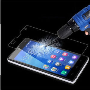 Cheapest 0.26mm HD Tempered Glass Film for Huawei 3X Mobile Phone Screen
