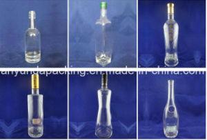 2015 Hot Sale Liquor Bottle 750 Ml