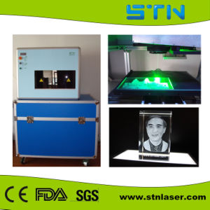 3000Hz Crystal Laser Subsurface Engraving Machine