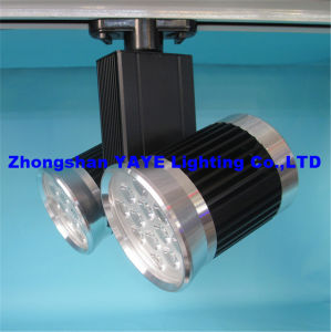 Yaye Hot Sell CE/RoHS Approved Competitive Price 24W LED Track Lighting with 3 Years Warranty pictures & photos
