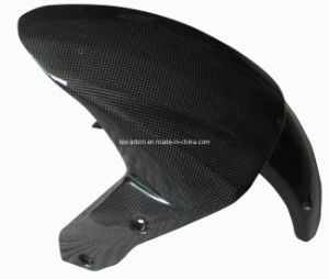 Carbon Front Fender for Kawasaki Zx10 09 pictures & photos