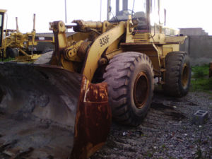 Used Caterpillar 938f Loader on Hot Sale pictures & photos