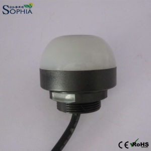 50mm Illuminated Indicator Light Touch Button Waterproof Made in China pictures & photos