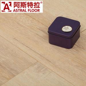 Plywood Melamine Laminate Flooring in AC3. AC4/ (AJ1611) pictures & photos