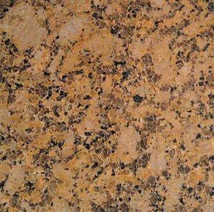 China Giallo Fiorito Granite pictures & photos