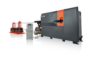 CNC Full Automatic Steel Wire Bending Machine (KZ12B)