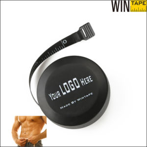 Cool Design Retractable Round Elastic Tape Measure Case (RT-138) pictures & photos