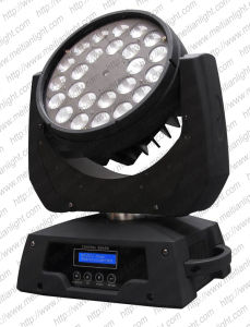 LED Zoom Wash Moving Head Light 24PCS 12W RGBW 4-in-1 CREE (MT-N0.42)