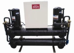 Heat Pump (water source unit) pictures & photos