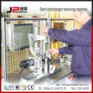 Jp Jianping Axial Flow Turbine Turbine Impeller Balance Machine pictures & photos