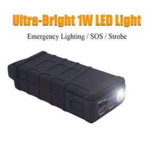 T211 Portable Car Battery Booster with LED Light pictures & photos