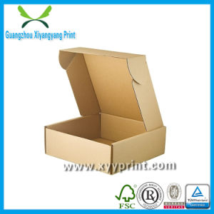 Factory Custom Made Cheap Recyclable Garment Packaging Box Wholesale pictures & photos