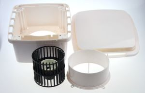 Group of Plastic Mould for Household Parts/Tooling/Plastic Parts