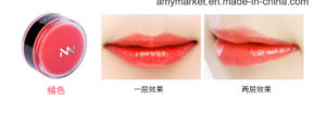 Menow Macaroon Tint Lip Balm Super Hydrating Cosmetics Lip Cream Lip Gloss Liquid Lip Stick pictures & photos