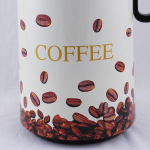 Hot Sale Metal Glass Inner Coffee Pot Vacuum Flask Jug (JGFM) pictures & photos