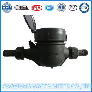 Nylon Class B Plastic Water Flow Meters Dn15-Dn50 pictures & photos