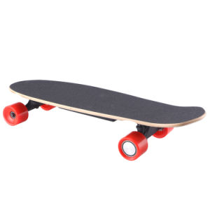 Electric Land Glider Skateboard with Four Wheels pictures & photos