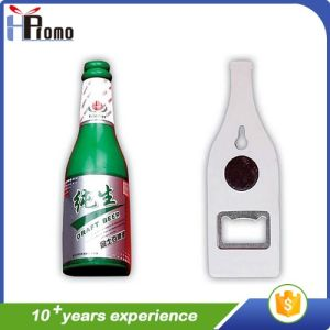 Promotional Beer Can ABS Bottle Opener with Magnetic Tip pictures & photos