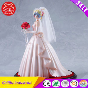 Wedding Dress Sweet Girl Plastic Model Figure pictures & photos