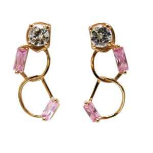 Hot Sale Special Design Fashion Jewelry Earrings (E7066) pictures & photos