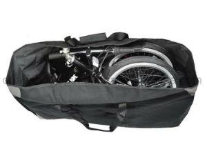 OEM PVC Folding Bicycle Bike Storage Shoulder Bag pictures & photos