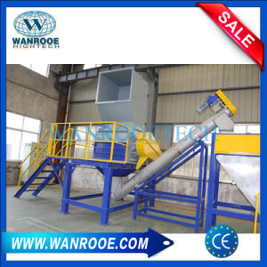 Pnqt Pet Water Plastic Bottle Recycling Washing Plant with Drying Machine pictures & photos