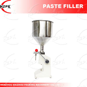 A03 Manual Paste Filler/Paste Filling Machine/Water Filling Machine From China pictures & photos