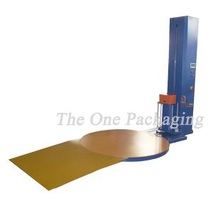 Shanghai Port Pallet Wrapper China Stretch Wrapper pictures & photos