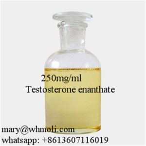 High Purity 250mg/Ml Injectable Testosterone Enanthate for Bodybuilding pictures & photos