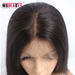 100% Human Hair 360 Frontal Wig pictures & photos