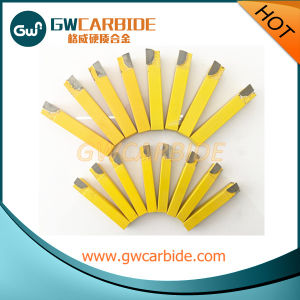 Ss10 K10 K20 P20 P30 Yg6 Carbide Brazed Tips pictures & photos