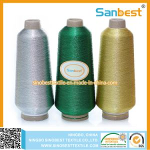Colorful Metallic Embroidery Thread 150d/1 pictures & photos