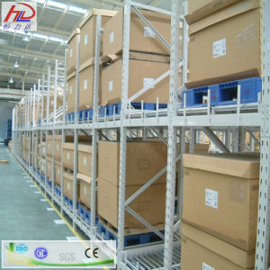 High Density Gravity Flow Racking pictures & photos