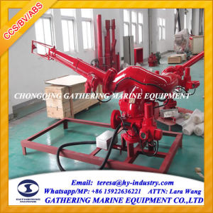 Electric Remote Control Firefighting Water Monitor for Sale pictures & photos