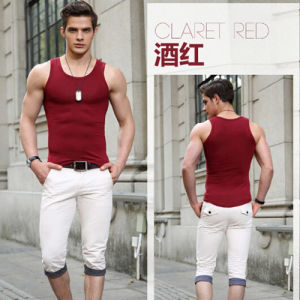 Gym Singlet /Dry Fit Tank Top /Gym Tank Top pictures & photos