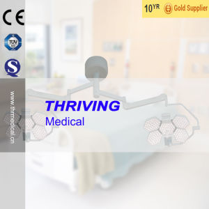 Medical LED Shadowless Operating Lamp (SY02-LED5+5) pictures & photos