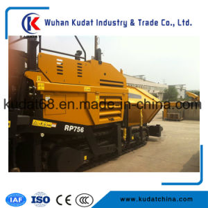 Road Construction Machine Asphalt Paver Finisher Equipment Approved CE (RP756) pictures & photos