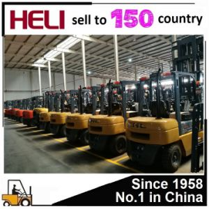 Chl Heli Brand Electric Forklift Price pictures & photos