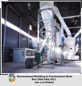 Automatic Gypsum Plaster Powder Production Line/Equipment pictures & photos