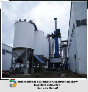 Natural Gypsum Automatic Powder Production Line Making Process pictures & photos