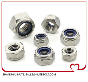 Lock Nuts DIN982 DIN985 pictures & photos