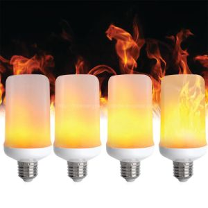 Flicker Flame Light Bulbs, Decorative LED Simulation Flame Light pictures & photos