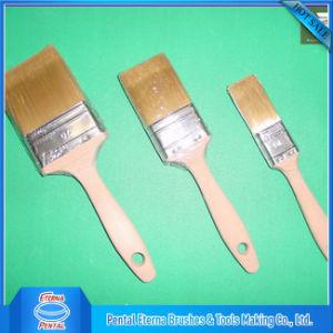 Pb-046 Plastic Wooden Handle Paint Brush pictures & photos