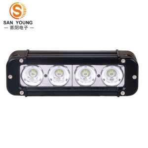 """8"""" IP68 Waterproof 40W CREE Single Row LED Light Bar pictures & photos"""