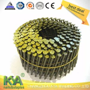 15 Deg Wire Coil Nails for Construction, Decoration, Packaging pictures & photos