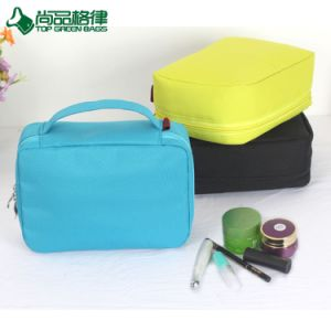 Fashion Multi-Functional Waterproof Travel Toiletry Wash Cosmetic Bag pictures & photos