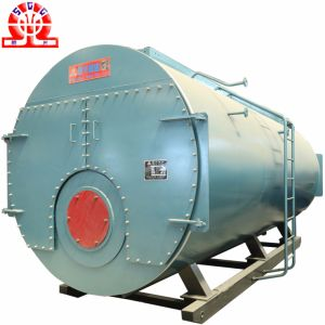 High Efficiency Horizontal Gas Fired Steam Boilers with Weishaup Burner pictures & photos