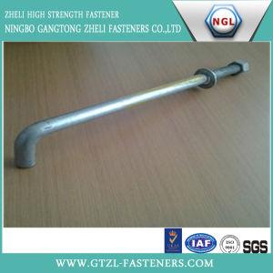H. D. G L Type Anchor Bolt (M16) / L Foundation Bolt pictures & photos