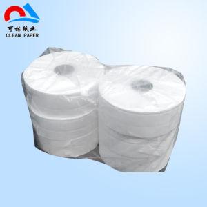 Virgin Pulp Jumbo Roll Toilet Paper 300m pictures & photos